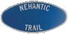 Nehantic Trail sign